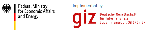 Implemented by GIZ